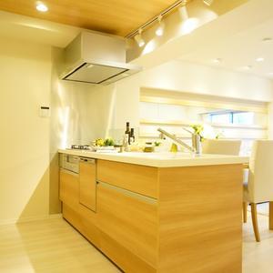 神楽坂ハウス(4階,)のキッチン