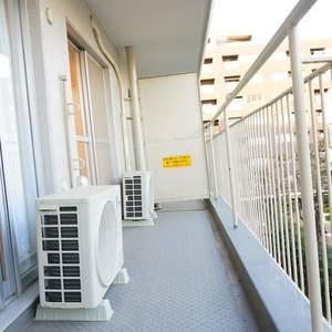 神楽坂ハウス(4階,)のバルコニー