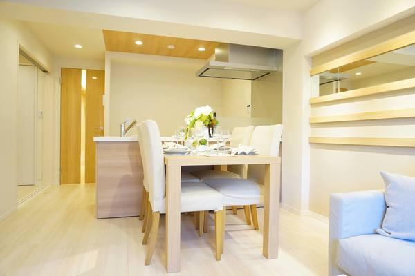 神楽坂ハウス(4階,4480万円)