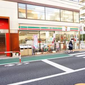神楽坂ハウスの周辺の食品スーパー、コンビニなどのお買い物