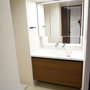 ライオンズシティ九段(9階,1億1980万円)の化粧室・脱衣所・洗面室