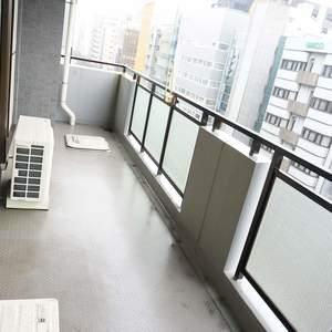 ライオンズシティ九段(9階,1億1980万円)のバルコニー