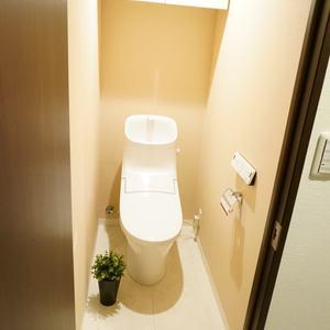 イトーピア渋谷桜ヶ丘(2階,5480万円)のトイレ