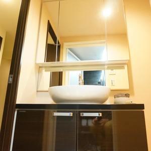 イトーピア渋谷桜ヶ丘(2階,5480万円)の化粧室・脱衣所・洗面室