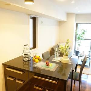 イトーピア渋谷桜ヶ丘(2階,5480万円)のキッチン