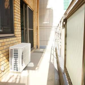 イトーピア渋谷桜ヶ丘(2階,)のバルコニー