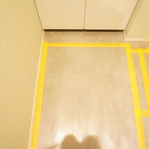 シャトレ市ヶ谷(13階,)のお部屋の玄関