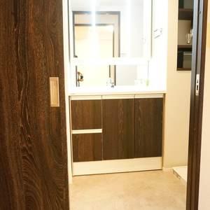 シャトレ市ヶ谷(13階,)の化粧室・脱衣所・洗面室