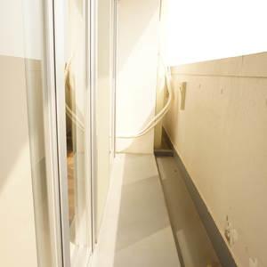 シャトレ市ヶ谷(13階,)のバルコニー