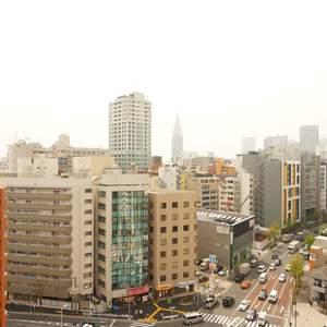 シャトレ市ヶ谷(13階,)のお部屋からの眺望