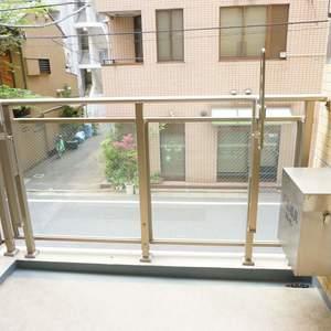 ファミール東銀座グランスイートタワー(2階,)のバルコニー