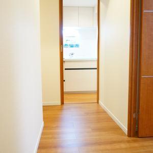 ファミール東銀座グランスイートタワー(2階,)のお部屋の廊下