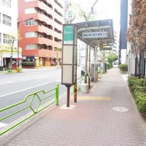ファミール東銀座グランスイートタワーの交通アクセス