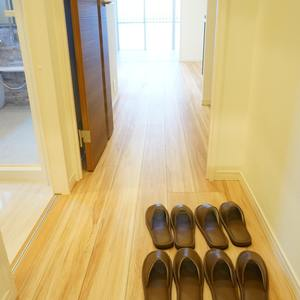 秀和第2築地レジデンス(9階,)のお部屋の廊下