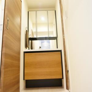 秀和第2築地レジデンス(9階,)の化粧室・脱衣所・洗面室
