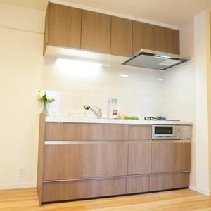 秀和第2築地レジデンス(9階,)のキッチン