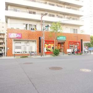 リバーシティ日本橋の周辺の食品スーパー、コンビニなどのお買い物
