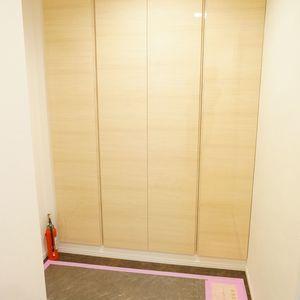 リバーシティ日本橋(6階,5498万円)のお部屋の玄関