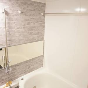 リバーシティ日本橋(6階,5498万円)の浴室・お風呂