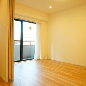 リバーシティ日本橋(6階,5498万円)の洋室