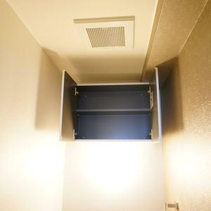 リバーシティ日本橋(6階,5498万円)のトイレ