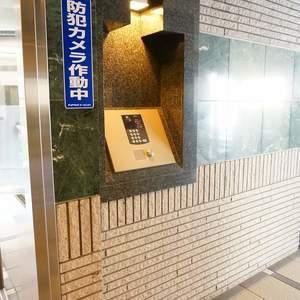ライオンズヴィアーレ幡ヶ谷のマンションの入口・エントランス
