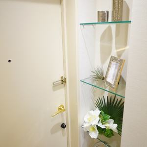 ライオンズヴィアーレ幡ヶ谷(4階,4880万円)のお部屋の玄関