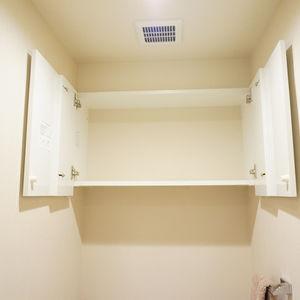 ライオンズヴィアーレ幡ヶ谷(4階,4880万円)のトイレ