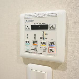ライオンズヴィアーレ幡ヶ谷(4階,)の浴室・お風呂