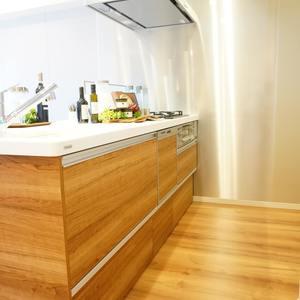 ライオンズヴィアーレ幡ヶ谷(4階,4880万円)のキッチン