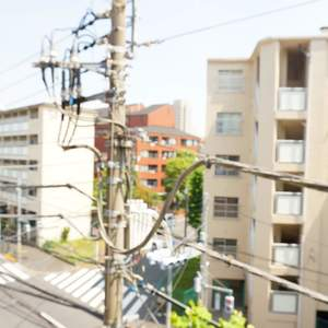 ライオンズヴィアーレ幡ヶ谷(4階,4880万円)のお部屋からの眺望