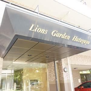ライオンズガーデン幡ヶ谷のマンションの入口・エントランス