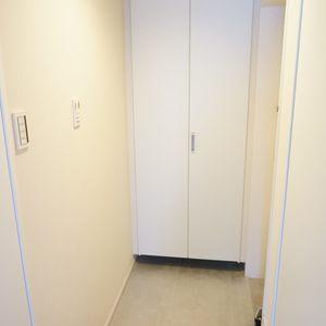 ライオンズガーデン幡ヶ谷(4階,)のお部屋の玄関