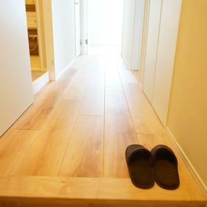 ライオンズガーデン幡ヶ谷(4階,)のお部屋の廊下
