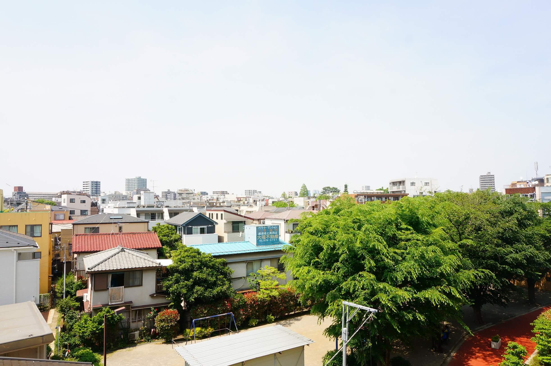 ライオンズガーデン幡ヶ谷(4階,)1枚目