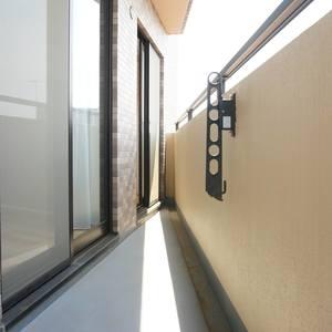 ライオンズガーデン幡ヶ谷(4階,)のバルコニー