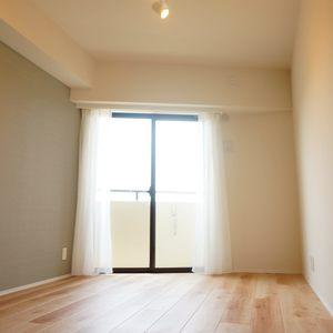ライオンズガーデン幡ヶ谷(4階,)の洋室