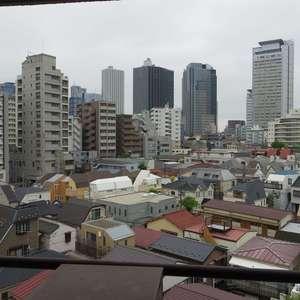 東中野フレンドマンション(7階,)のお部屋からの眺望