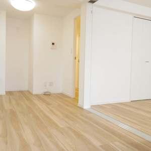 東中野フレンドマンション(7階,)のリビング