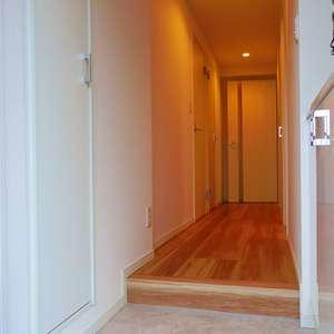 東中野フレンドマンション(7階,)のお部屋の廊下