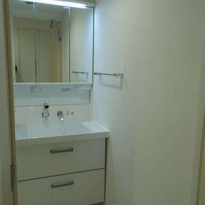 東中野フレンドマンション(7階,)の化粧室・脱衣所・洗面室