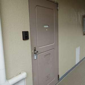 コーポ中野(4階,)のお部屋の玄関