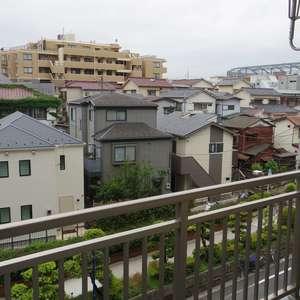 コーポ中野(4階,)のお部屋からの眺望