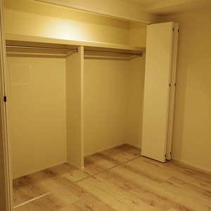 コーポ中野(4階,4490万円)のクローゼット