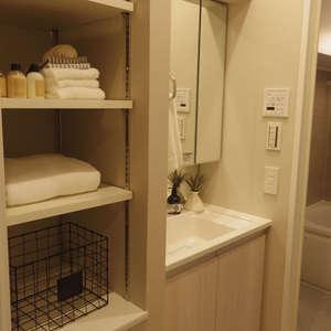 コーポ中野(4階,)の化粧室・脱衣所・洗面室