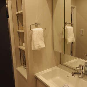 コーポ中野(4階,4490万円)の化粧室・脱衣所・洗面室