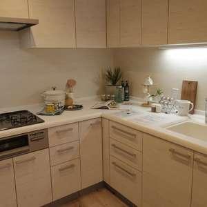 コーポ中野(4階,4490万円)のキッチン