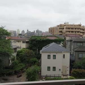 コーポ中野のお部屋からの眺望