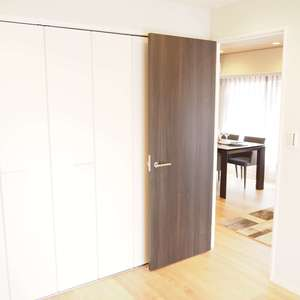 サンビューハイツ渋谷(6階,7380万円)の洋室