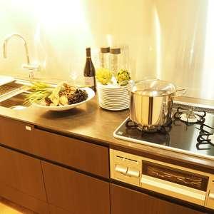 サンビューハイツ渋谷(6階,7380万円)のキッチン